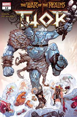 Thor Vol. 5 (2018) #12
