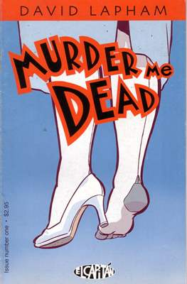Murder Me Dead (Comic Book) #1