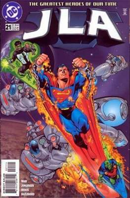 JLA Vol. 1 (1997-2006) (Comic-Book) #21