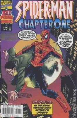 Spider-Man Chapter One (Variant Cover)