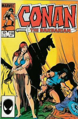 Conan The Barbarian (1970-1993) (Comic Book 32 pp) #158