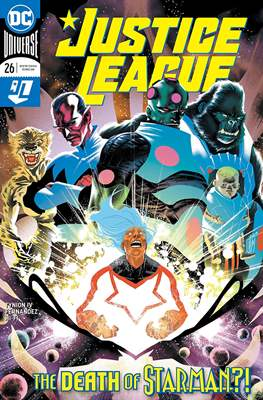 Justice League Vol. 4 (2018- ) (Comic Book) #26