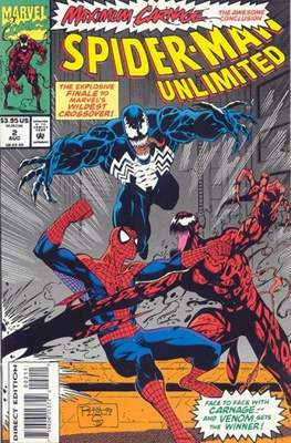 Spider-Man Unlimited (1993-1998) #2