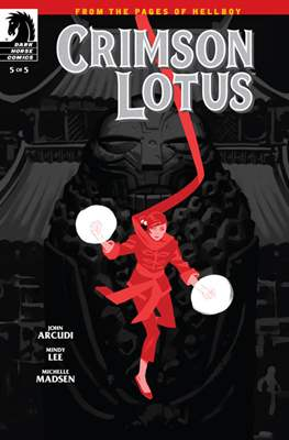 Crimson Lotus (Comic Book) #5
