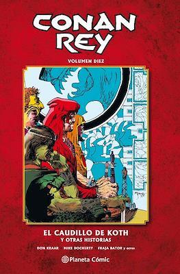Conan Rey (Cartoné 192-216 pp) #10