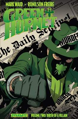 The Green Hornet (2013-2014) (Softcover 160-192 pp) #2