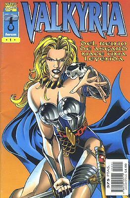 Valkyria: Del reino de Asgard nace una leyenda