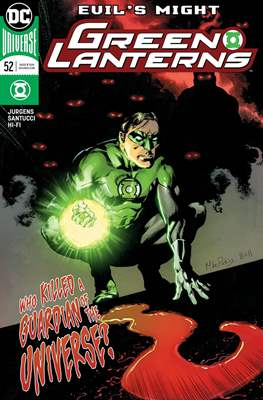 Green Lanterns Vol. 1 (2016-2018) (Comic-book) #52