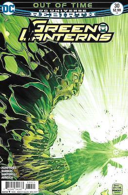 Green Lanterns Vol. 1 (2016-2018) (Comic-book) #30