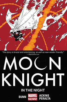 Moon Knight Vol. 5 (2014-2015) (Softcover) #3