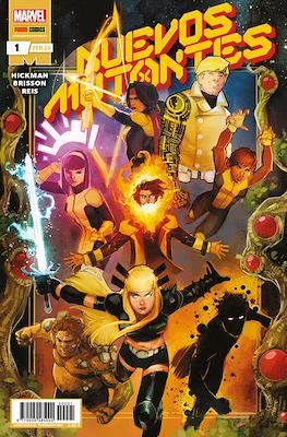 Nuevos Mutantes Vol. 3 (2020-) (Grapa) #1