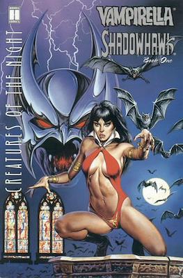 Vampirella / Shadowhawk: Creatures of the Night