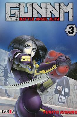 GUNNM - Battle Angel Alita (Rústica con Sobrecubierta) #3