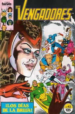 Los Vengadores Vol. 1 (1983-1994) #43