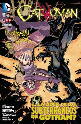 Catwoman. Nuevo Universo DC (Rústica 144 pp) #5