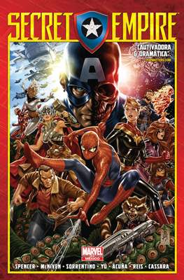 Secret Empire - Marvel Deluxe