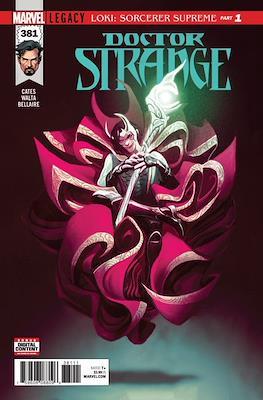 Doctor Strange Vol. 4 (2015-2018) (Comic Book) #381