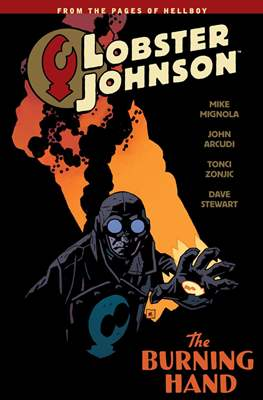Lobster Johnson (TPB) #2
