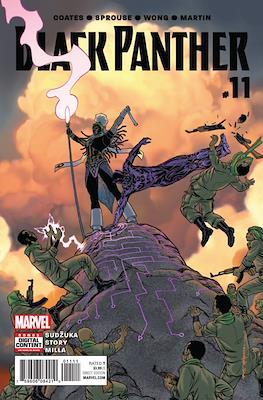 Black Panther Vol. 6 (2016-2018) #11