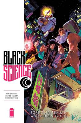 Black Science (Softcover) #6