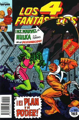 Los 4 Fantásticos Vol. 1 (1983-1994) (Grapa 36-32-24 pp) #90