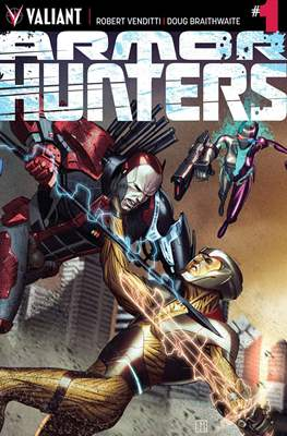 Armor Hunters (2014)