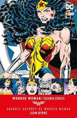 Grandes Autores de Wonder Woman: John Byrne #1