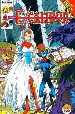 Excalibur Vol. 1 (1989-1995) (Grapa) #7