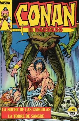 Conan el Bárbaro (1983-1994) (Grapa 24-36 pp) #91