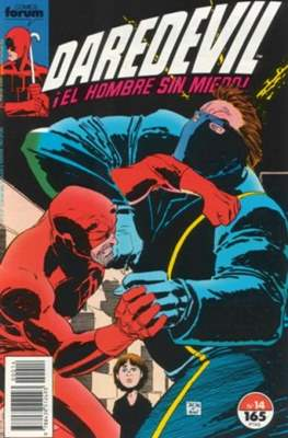 Daredevil Vol. 2 (1989-1992) (Grapa 32 pp) #14