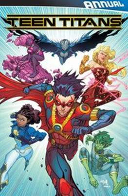 Teen Titans Vol. 5 Annual (2014-2016) (Comic-book) #2