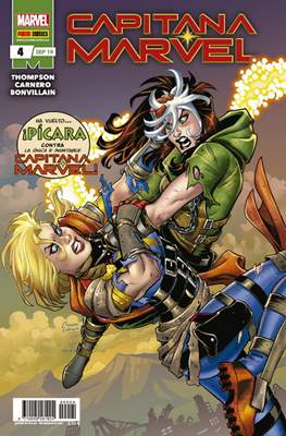 Capitana Marvel (2019-) (Grapa) #4