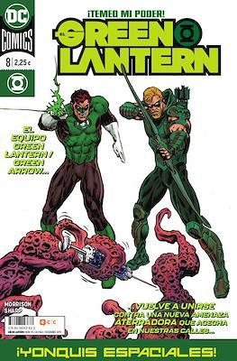 Green Lantern. Nuevo Universo DC / Hal Jordan y los Green Lantern Corps. Renacimiento (Grapa) #90/8