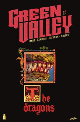 Green Valley (Comic Book) #4