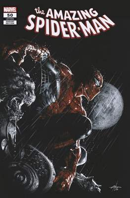 The Amazing Spider-Man Vol. 5 (2018- Variant Cover) (Comic Book) #50.8