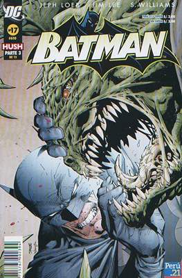 Batman: Hush (Grapa) #3