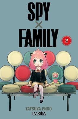 Spy x Family (Rústica) #2