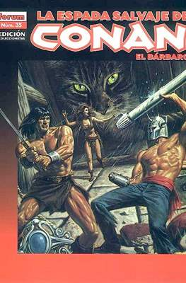 La Espada Salvaje de Conan el Bárbaro. Edición coleccionistas (Rústica. 64 páginas. B/N. (2005-2008).) #35