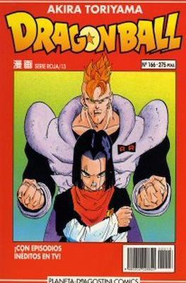 Dragon Ball - Serie Roja (Tapa blanda.) #166