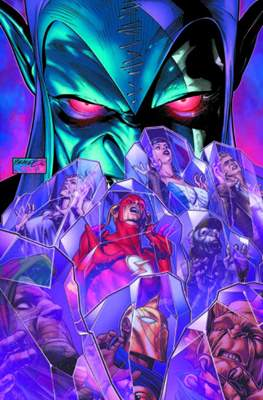 Flash Comics / The Flash (1940-1949, 1959-1985, 2020-) #777