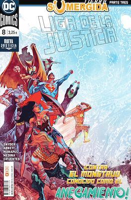 Liga de la Justicia. Nuevo Universo DC / Renacimiento (Grapa) #86/8