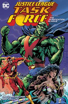Justice League Task Force (Softcover 296 pp) #1