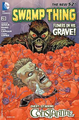 Swamp Thing Vol. 5 (2011-2015) (Comic Book) #23