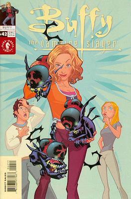 Buffy the Vampire Slayer (1998-2003) (saddle-stitched) #42