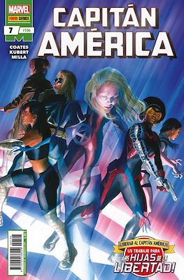 Capitán América Vol. 8 (2011-) (Grapa) #106/7