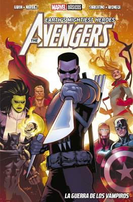 The Avengers Earth's Mightiest Heroes (Rústica) #3