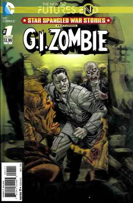 G.I. Zombie - The New 52 Futures End