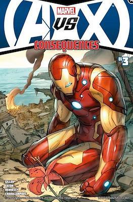 Avengers vs. X-Men: Consequences (Comic Book) #3