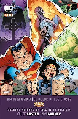 Grandes Autores de Liga de la Justicia: Chuck Austen y Ron Garney – El dolor de los dioses