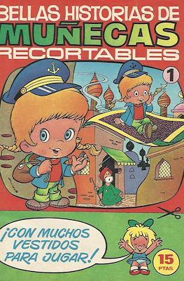 Bellas historias de muñecas recortables